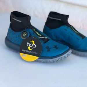 Under Armour Speed Tire Ascent Mid BOA Run Shoe